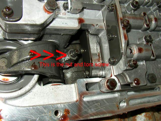 Dodgetranny on Dodge 48re Transmission Diagram