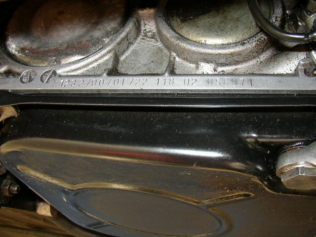 Mercedes engine serial number location for Mercedes benz engine number check