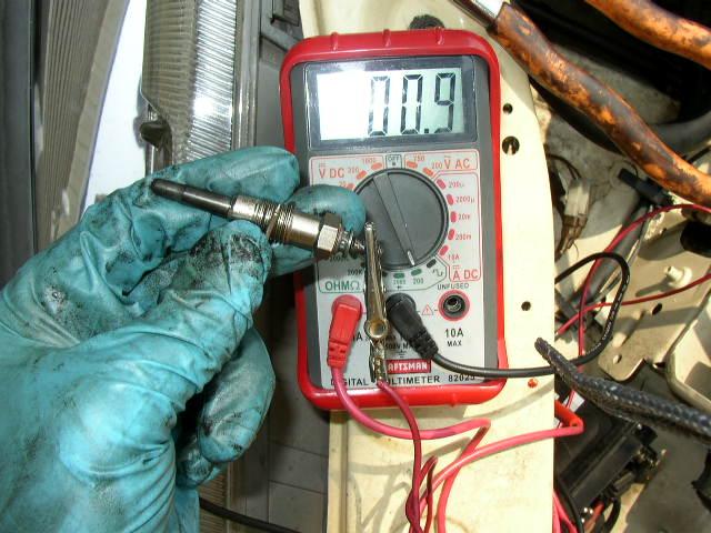 Diesel Glow Plug