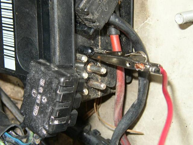 Mercedes Diesel Glow Plug Repair