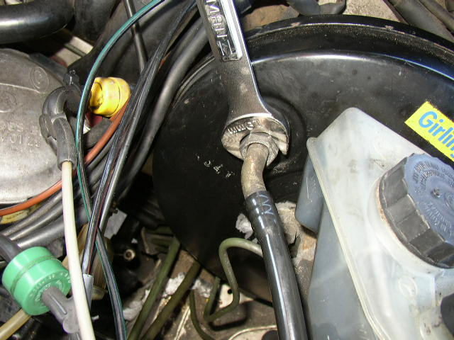 Mercedes Vacuum Troubleshooting