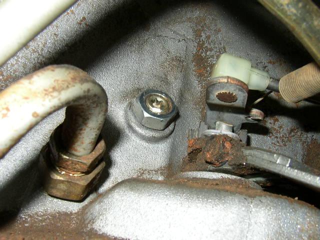 97 dodge ram 1500 transmission band adjustment