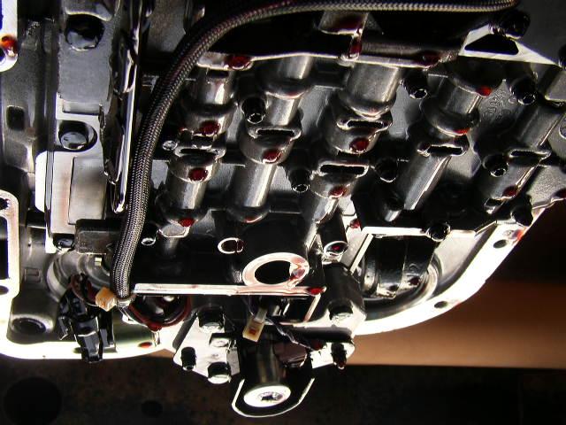 2000 dodge transmission band adjustment