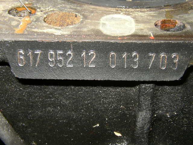 motor serial number search