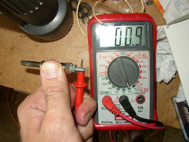 Mercedes sel Glow Plug Repair on