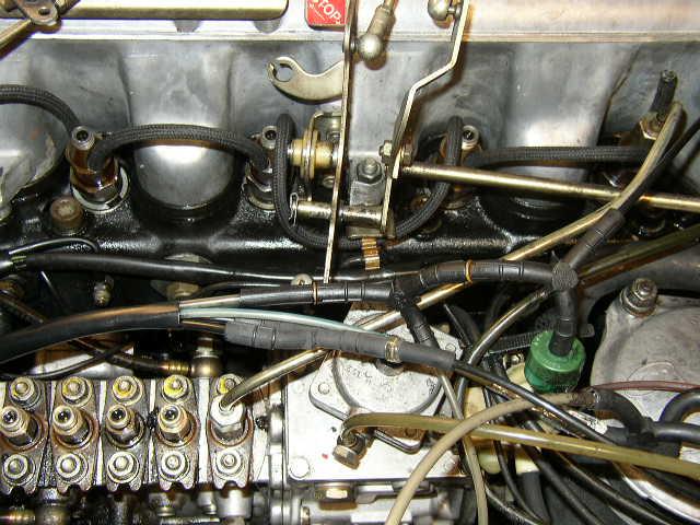 Mercedes Diesel Return Lines Biodiesel Safe OM617 OM616 240D 300D 300SD 300TD